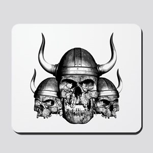 Viking Skulls Mousepad